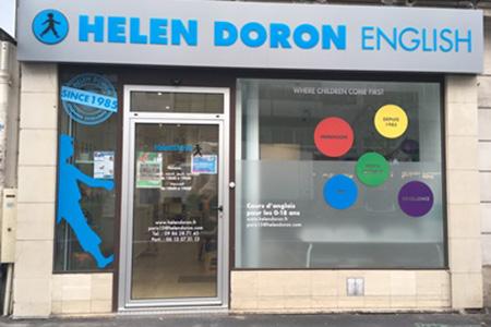 Franchise Helen Doron Service à la Personne