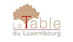 La Table du Luxembourg