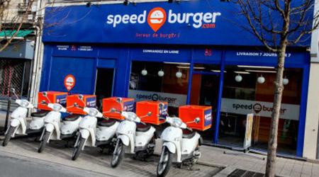 Franchise Speed Burger restauration